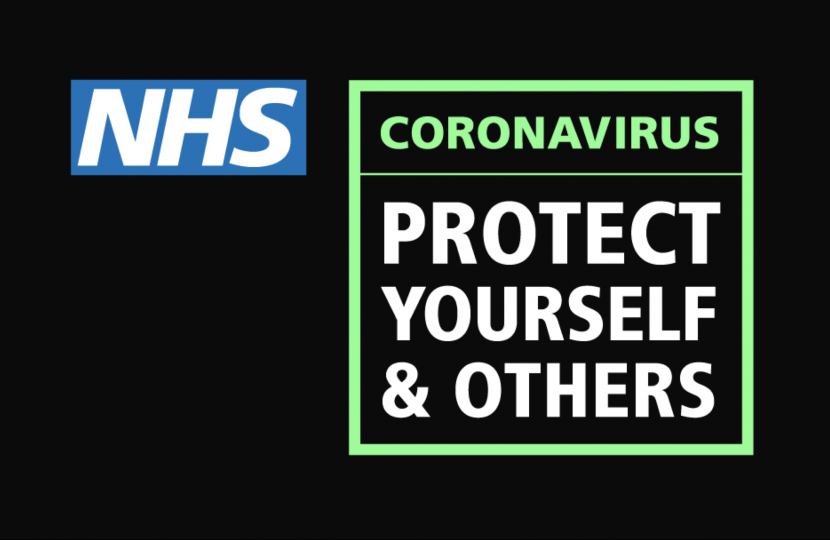 NHS - Protect yourself and others